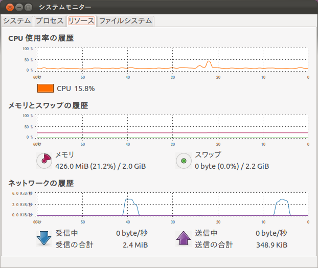 SystemMonitor_Ubuntu