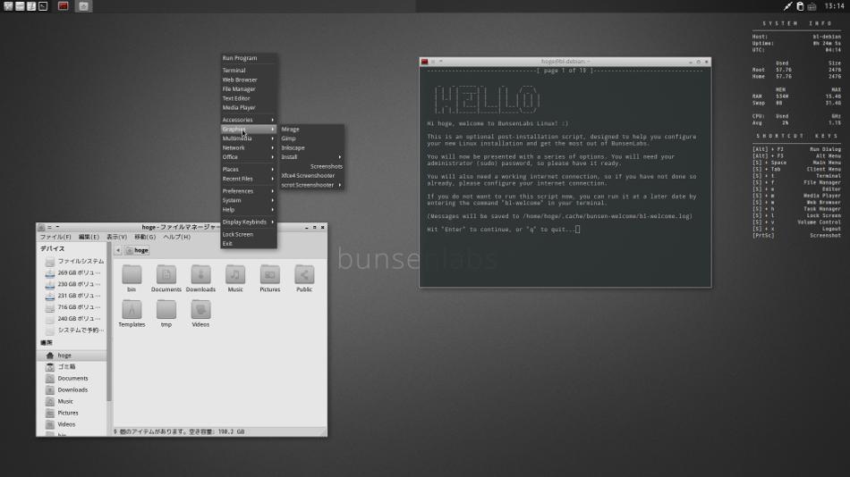 BunsenLabsLinux_Inst01